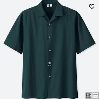 uniqlo U オープンカラーシャツ XL
