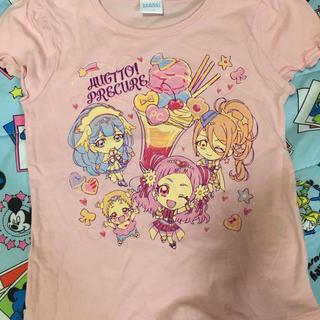 バンダイ(BANDAI)のはぐっとプリキュア  Tシャツ(Tシャツ/カットソー)