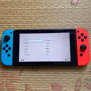 Nintendo Switch - ニンテンドースイッチ 本体+ジョイコン