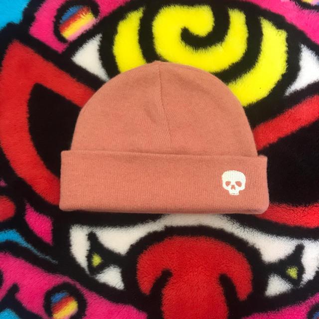 HYSTERIC MINI(ヒステリックミニ)のヒステリックミニ ニット帽 キッズ/ベビー/マタニティのこども用ファッション小物(帽子)の商品写真