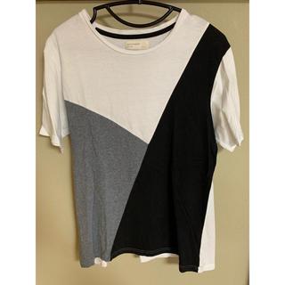バックナンバー(BACK NUMBER)の切り替えシャツ(Tシャツ/カットソー(半袖/袖なし))