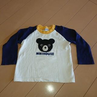 ミキハウス(mikihouse)のMIKI HOUSE   Tシャツ   70~80cm(Tシャツ)