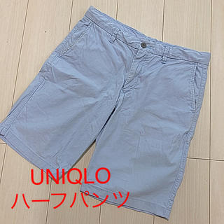 ユニクロ(UNIQLO)のUNIQLOユニクロショートパンツ メンズ ハーフパンツM(ショートパンツ)