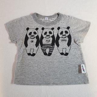 マーキーズ(MARKEY'S)のマーキーズ MARKEY'S パンダ Tシャツ 80(Tシャツ)