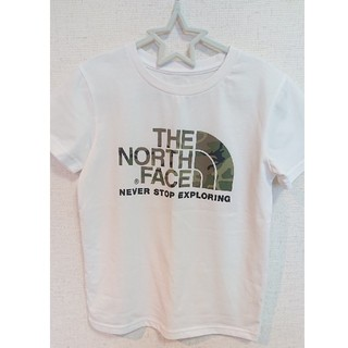 THE NORTH FACE - THE NORTH FACE  キッズTシャツ