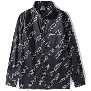 バレンシアガ(Balenciaga)の vetementsロゴシャツ(その他)