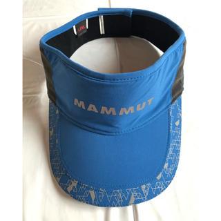 マムート(Mammut)のMAMMUT(マムート)バイザー(登山用品)