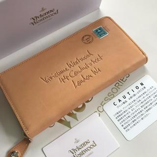Vivienne Westwood - 新品 ヴィヴィアン 長財布 エンベロープ  ラウンドファスナー