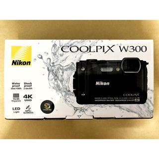 Nikon - Nikon W300BK デジタルカメラ