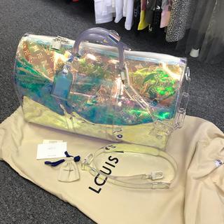ルイヴィトン(LOUIS VUITTON)のLouis Vuitton Keepall 50 M53271 国内正規品(トラベルバッグ/スーツケース)