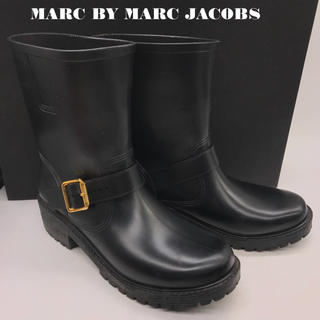 マークバイマークジェイコブス(MARC BY MARC JACOBS)のMARC BY MARC JACOBSレインブーツ (レインブーツ/長靴)