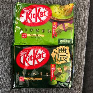 Nestle - キットカット 2種2袋セット♡抹茶 チョコレート ネスレ