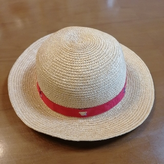 ファミリア(familiar)の☆ファミリア 麦わら帽子☆ 47cm(帽子)