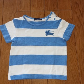 バーバリー(BURBERRY)のキッズTシャツ(Tシャツ/カットソー)