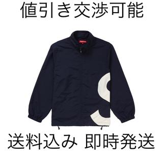 Supreme - Supreme 19SS S Logo Track Jacket M Navy
