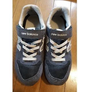 ニューバランス(New Balance)のニューバランス キッズスニーカー 22.5(スニーカー)