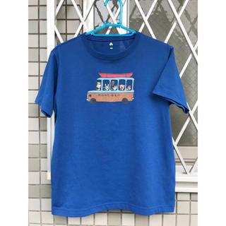 モンベル(mont bell)のmont bell Tシャツ 160 モンベル キッズ160 小柄な女性にも(登山用品)