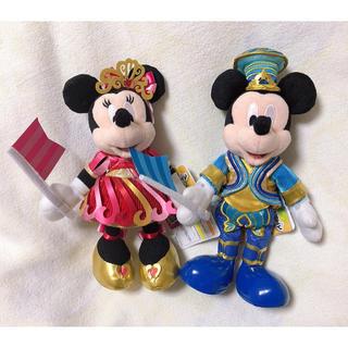 Disney - ディズニー 35周年 グランドフィナーレ ポージープラッシー