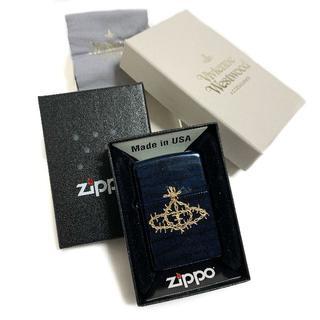 ヴィヴィアンウエストウッド(Vivienne Westwood)のヴィヴィアンウエストウッド ZIPPO ライター ワイヤーオーブ 有刺鉄線 ロゴ(タバコグッズ)