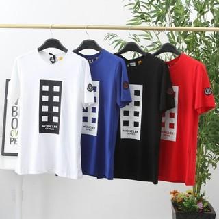 MONCLER - Moncler X Palm Angels 4色 男女兼用Tシャツ カジュアル