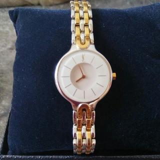 Yves Saint Laurent Beaute - イヴ・サンローラン腕時計(レディス)