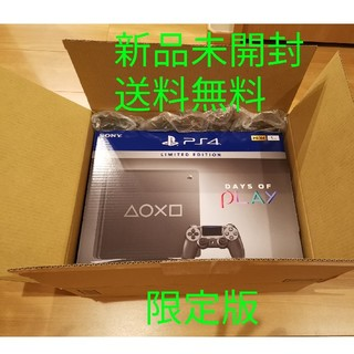 PlayStation4 - 限定新品未開封PS4 Days of Play Limited Edition