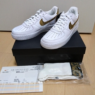 NIKE - NIKE AIR FORCE 1 RETRO PRM QS SNAKE 27cm