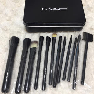 MAC メイクブラシ 12p