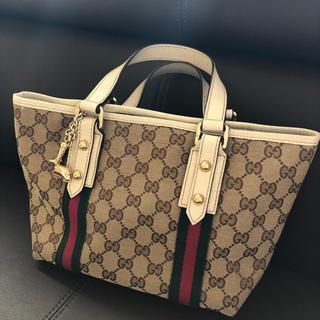 Gucci - GUCCI ハンドバッグ シェリーライン