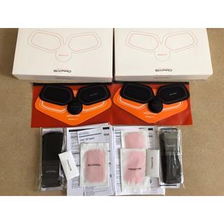 SIXPAD - Sixpad シックスパッド Body Fit ボディフィット 新品