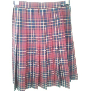 ハナエモリ(HANAE MORI)の公立中学校制服(スカート)(ひざ丈スカート)