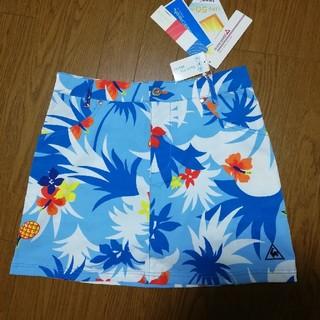 le coq sportif - ルコック ゴルフ ウエア キュロット スカート  11号 ¥12960