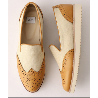FREAK'S STORE - Wingtip opera shoes/ウィングチップオペラシューズ