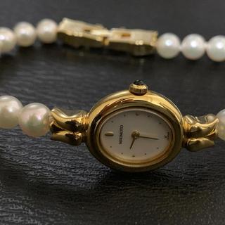 ミキモト(MIKIMOTO)の未使用  ミキモト ブレスウォッチ 腕時計 1E20-3040  【899】(腕時計)