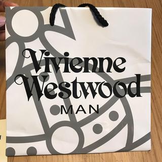 ヴィヴィアンウエストウッド(Vivienne Westwood)のVivienne Westwood MAN 紙袋(その他)