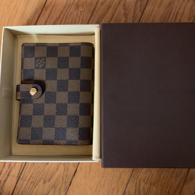 LOUIS VUITTON(ルイヴィトン)のmu-tan✩.様専用 !!ルイヴィトン 手帳 レディースのファッション小物(その他)の商品写真