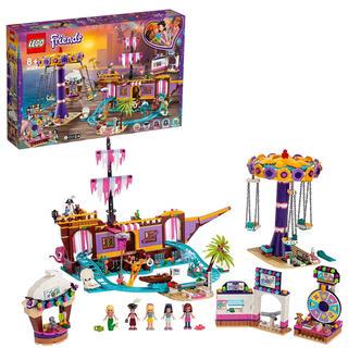 レゴ(Lego)のレゴ(LEGO) フレンズ ハートレイク遊園地 41375(積み木/ブロック)