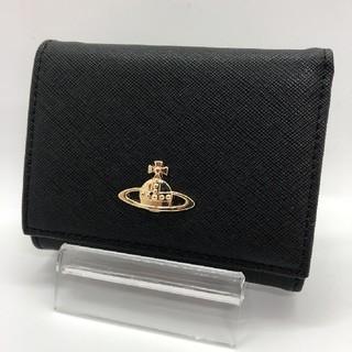 Vivienne Westwood - 【新品未使用】 ヴィヴィアン がま口 財布 ブラック