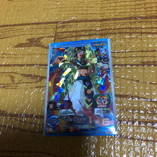 ドラゴンボール(ドラゴンボール)のスーパードラゴンボールヒーローズSRヘレス(シングルカード)