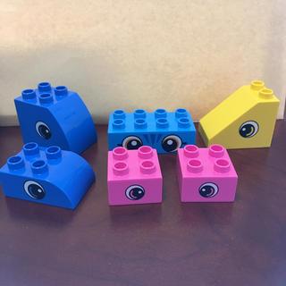 レゴ(Lego)のデュプロ  目玉 怪獣(知育玩具)