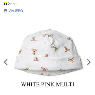 ラルフローレン(Ralph Lauren)の新品 ラルフローレン  ベビー 帽子 (帽子)