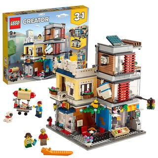 レゴ(Lego)のレゴ(LEGO) クリエイター タウンハウス ペットショップ&カフェ 31097(積み木/ブロック)