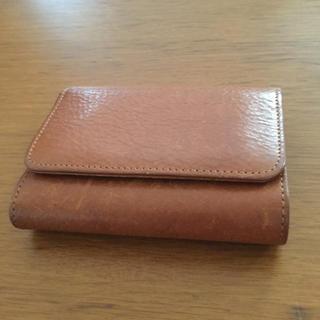 ムジルシリョウヒン(MUJI (無印良品))の無印財布(折り財布)