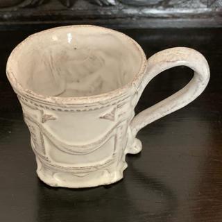 アッシュペーフランス(H.P.FRANCE)のAstier de Villatte アスティエドヴィラット マグカップ(食器)