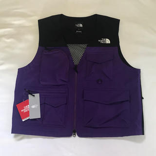 THE NORTH FACE -  THE NORTH FACE BEAMS 別注 Utility Vest L