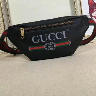 Gucci - 未使用☆ウエストポーチ☆