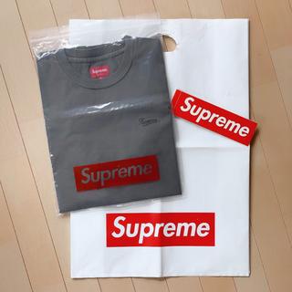 Supreme - Supreme Tシャツ M ブラック ロゴ ノースフェイス GUCCI バッグ