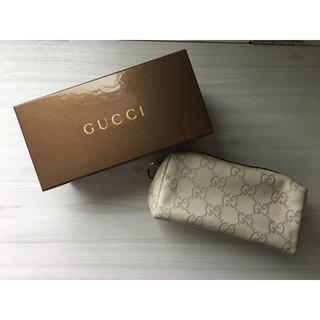 グッチ(Gucci)のGUCCI ポーチ(ポーチ)