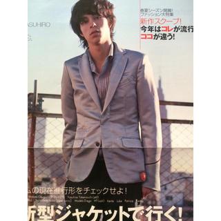ミハラヤスヒロ(MIHARAYASUHIRO)のミハラヤスヒロ 春夏モデル 名作サテンジャケット(テーラードジャケット)