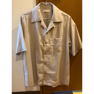 HARE - 半袖オープンカラーシャツ